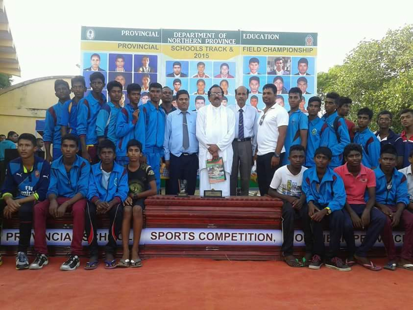 Closing Ceremony of Provincial Sports